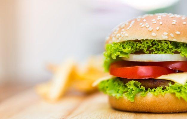 lav din egen cafeburger